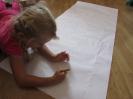 Obří omalovánky, program pro děti na zakázku