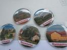 Placky, magnety, buttony, odznaky